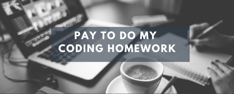 pay someone to do my coding homework