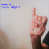 hand recognition gesture to turn right
