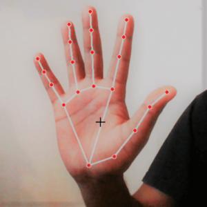 hand gesture recognition OpenCV python